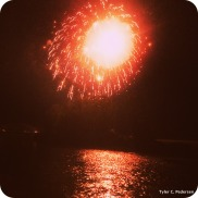 Fantastic Harrisburg Fireworks!